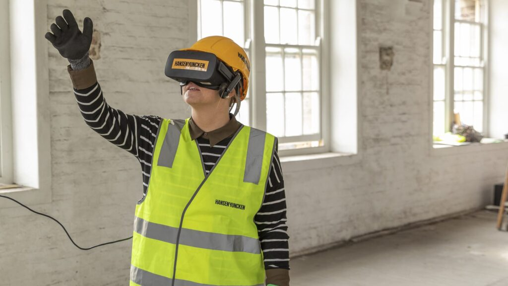 Virtual Reality Modeling, Innovative Construction Techniques